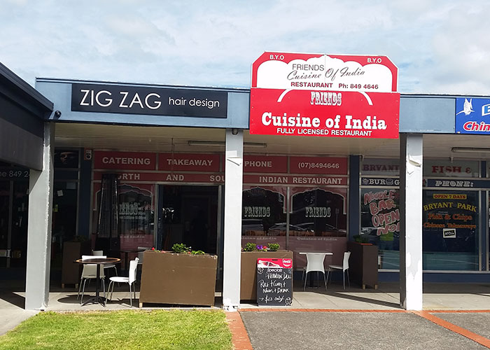 Our Locations   Friends Cuisine - Indian Restaurant and ...